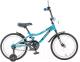Детский велосипед Novatrack Boister 165BOISTER.BL6 -