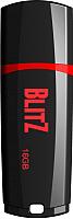 Usb flash накопитель Patriot Blitz 16GB (PSF16GBLZ3BUSB) -