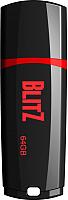 Usb flash накопитель Patriot Blitz 64GB (PSF64GBLZ3BUSB) -