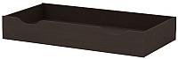 Ящик под кровать 3Dom Слим-Практик СП511 (каштан венге) -