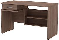 Письменный стол 3Dom Слим-Практик СП300 (орех грецкий) -
