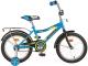 Детский велосипед Novatrack Cosmic 143COSMIC.BL7 -