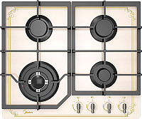 Газовая варочная панель Midea Q084GFD-IV -