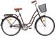Велосипед Aist Tango 1.0 (28, коричневый) -