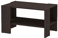 Журнальный столик 3Dom Слим-Практик СП35М (каштан венге) -