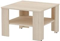 Журнальный столик 3Dom Слим-Практик СП37М (акация молдавская) -