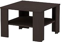 Журнальный столик 3Dom Слим-Практик СП37М (каштан венге) -