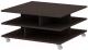 Журнальный столик 3Dom Слим-Практик СП38М (каштан венге) -