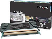 Тонер-картридж Lexmark C746H3KG -