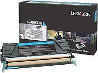 Тонер-картридж Lexmark X748H3CG -