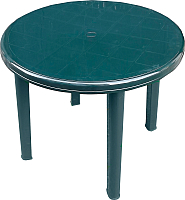 Стол пластиковый Авангард Пласт Романтик Т209 (темно-зеленый) -