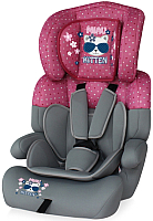 Автокресло Lorelli Junior + Pink Kitty (1070831723) -