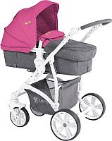 Детская универсальная коляска Lorelli Vista Rose&Grey Cities 10020971749 -