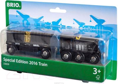 Элемент железной дороги Brio Поезд Special Edition 33839