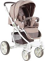 Детская прогулочная коляска Lorelli S-700 Beige (10020941750) -