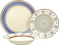 Набор столовой посуды Tognana Laura Glory (18пр) -