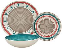 Набор столовой посуды Tognana Louise/Genie (18пр) -