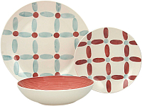 Набор столовой посуды Tognana Louise/Greta (18пр) -
