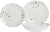 Набор столовой посуды Tognana Metropol/Gitana (18пр) -