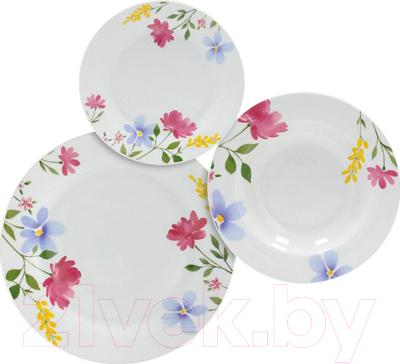 Набор столовой посуды Tognana Olimpia/Elsa (18пр)