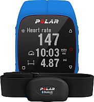 Фитнес-трекер Polar M400 HR (синий) -
