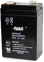 Мотоаккумулятор Casil CA645 (4.5 A/ч) -