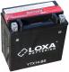 Мотоаккумулятор Loxa YTX14-BS (12 А/ч) -