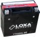 Мотоаккумулятор Loxa YTX20HL-BS (18 А·ч) (18 А/ч) -