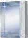 Шкаф с зеркалом для ванной Акваль Оливия 50 (EO.04.50.00.N) -