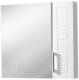 Шкаф с зеркалом для ванной Акваль Анна 71 (АННА.04.71.01.N) -