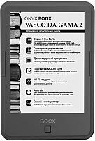 Электронная книга Onyx Boox Vasco da Gama 2 (серый) -