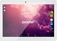 Планшет Digma Plane 1601 8GB 3G / PS1060MG (белый) -