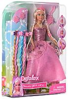 Кукла Defa Lucy с косичками 8182 -