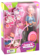 Кукла Defa С коляской 20958 -