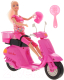 Кукла Defa Со скутером 8206 -