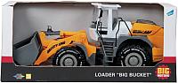 Детская игрушка Big Motors Трактор-погрузчик 9998-3 -
