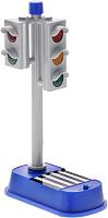 Развивающая игрушка Big Motors Светофор со светом и звуком 1325 -