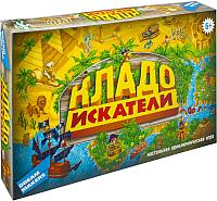 Настольная игра Dream Makers Кладоискатели / 1206H -