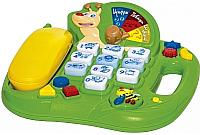 Развивающая игрушка Genio Kids Веселый телефон PT10F -