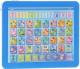 Развивающая игрушка Genio Kids Учим русский и английский 82006 -