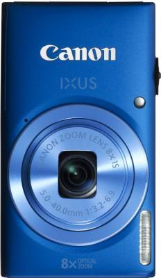Компактный фотоаппарат Canon DIGITAL IXUS 135 (синий) - общий вид