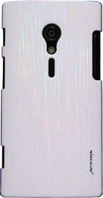 Задняя крышка для Sony LT28i Xperia Ion Nillkin Dynamic Color White - общий вид