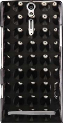 Задняя крышка для Sony LT26I Xperia S Nillkin 3D-Suiying Type Circledot - общий вид