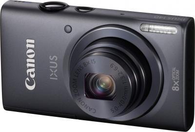 Компактный фотоаппарат Canon DIGITAL IXUS 140 Gray - общий вид