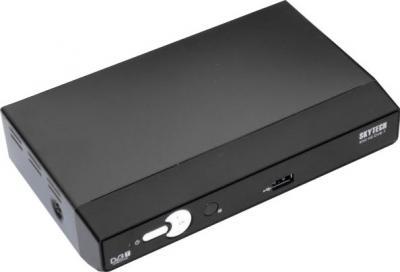 Тюнер цифрового телевидения Skytech 83G HDDVB-T - общий вид