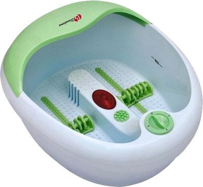Ванночка для ног Binatone FBM-317 White-Green - общий вид