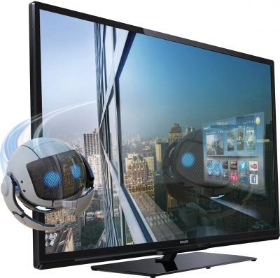 Телевизор Philips 40PFL4418T/60 - полубоком