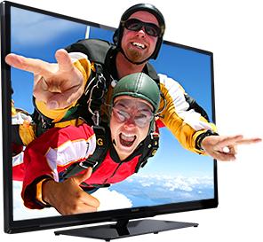 Телевизор Philips 40PFL4418T/60 - 3D эффект