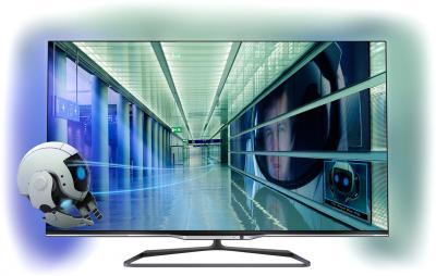 Телевизор Philips 42PFL7008S/60 - общий вид