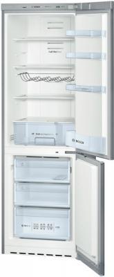 Холодильник с морозильником Bosch KGN36VP10R - в раскрытом состоянии